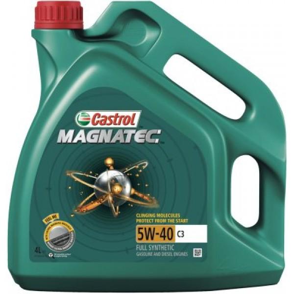 CASTROL Magnatec 5W40 C3-4 L