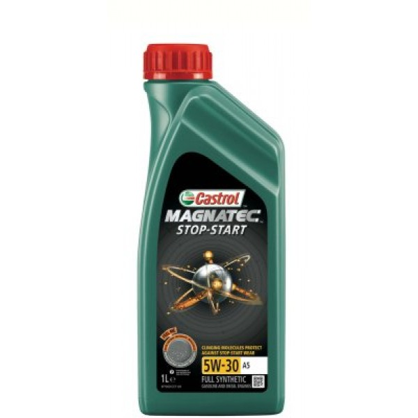 CASTROL Magnatec Stop-Start 5W30 (Ford) A5/B5-1 L