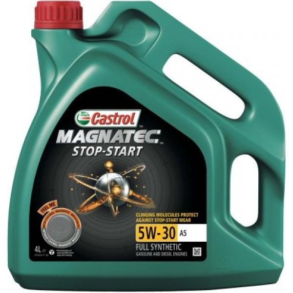 CASTROL Magnatec Stop-Start 5W30 (Ford) A5/B5-4 L