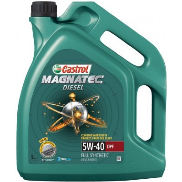 CASTROL Magnatec 5W40 DPF Diesel-4 L