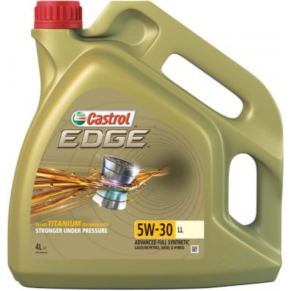 CASTROL Edge Titanium FST 5W30 LL-4 L