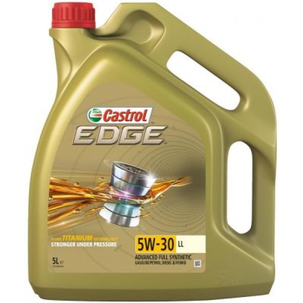 CASTROL Edge Titanium FST 5W30 LL-5 L