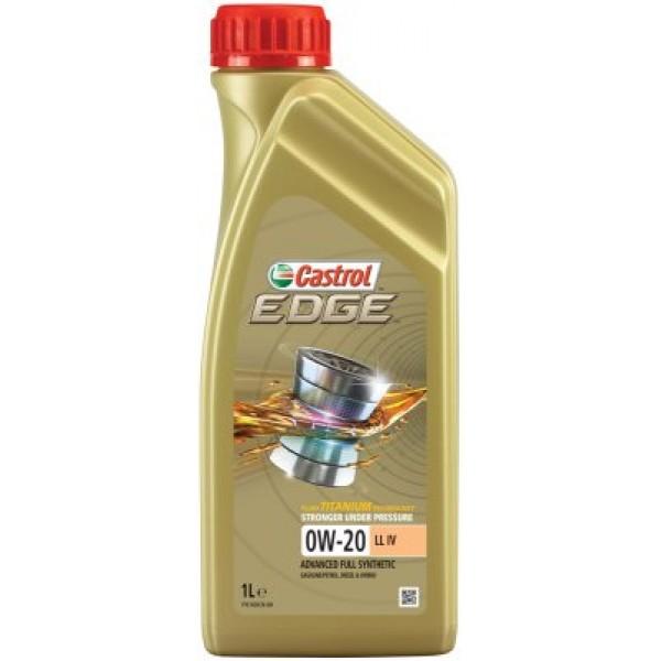 CASTROL Edge Titanium FST 0W20 LL IV (VAG)-1 L