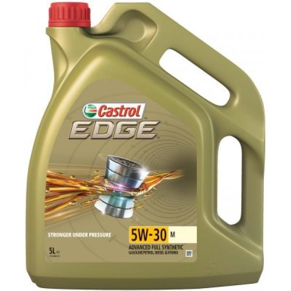 CASTROL Edge Titanium FST 5W30 M (BMW)-5 L