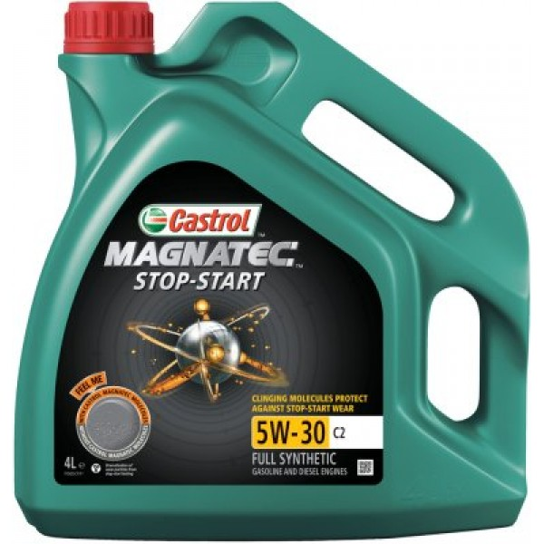 CASTROL Magnatec Stop-Start 5W30 C2 (PSA)-4 L