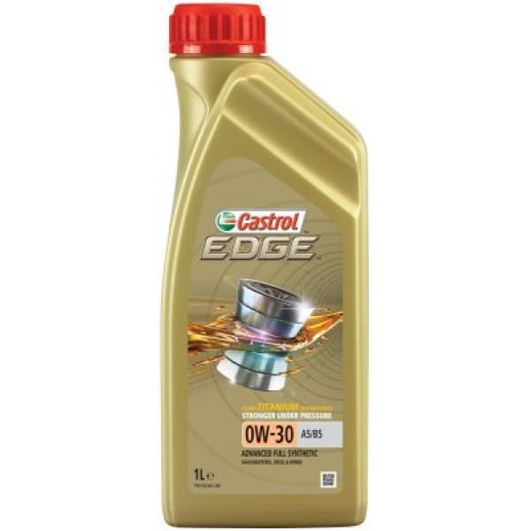 CASTROL Edge Titanium FST 0W30 A5/B5 (Volvo)-1 L