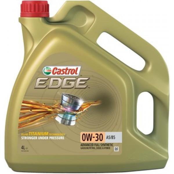 CASTROL Edge Titanium FST 0W30 A5/B5 (Volvo)-4 L