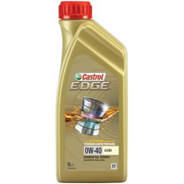 CASTROL Edge Titanium FST 0W40 A3/B4-1 L