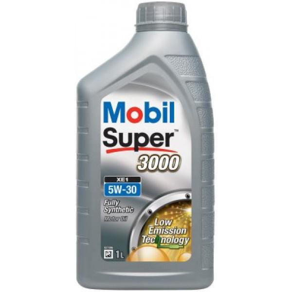 MOBIL Super 3000 XE1 5W30 (BMW)-1 L