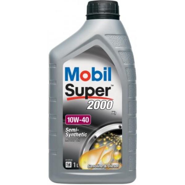 MOBIL Super 2000 X1 10W40-1 L