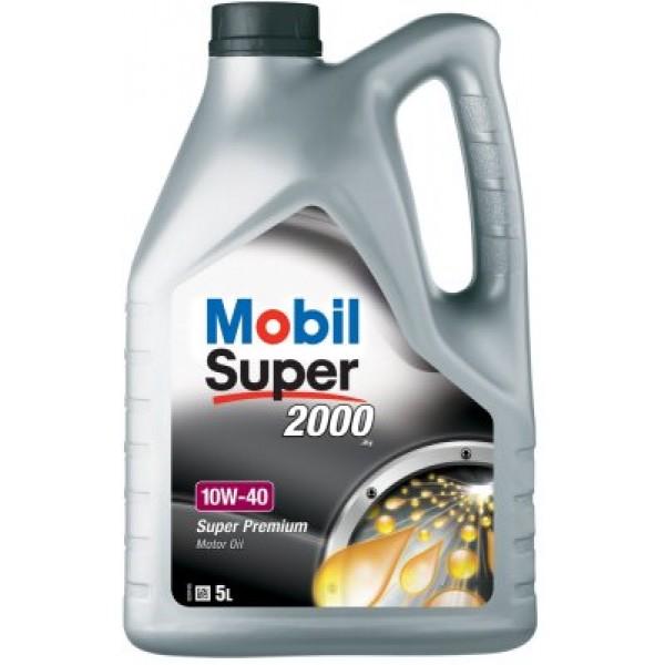 MOBIL Super 2000 X1 10W40-4 L