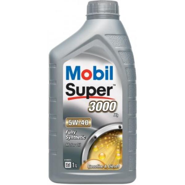 MOBIL Super 3000 X1 5W40-1 L