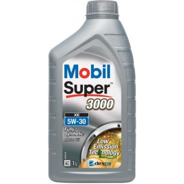 MOBIL Super 3000 XE 5W30-1 L