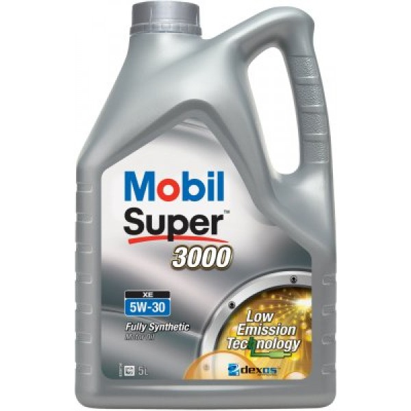 MOBIL Super 3000 XE 5W30-5 L