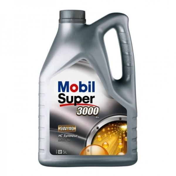 MOBIL Super 3000 X1 5W40-5 L