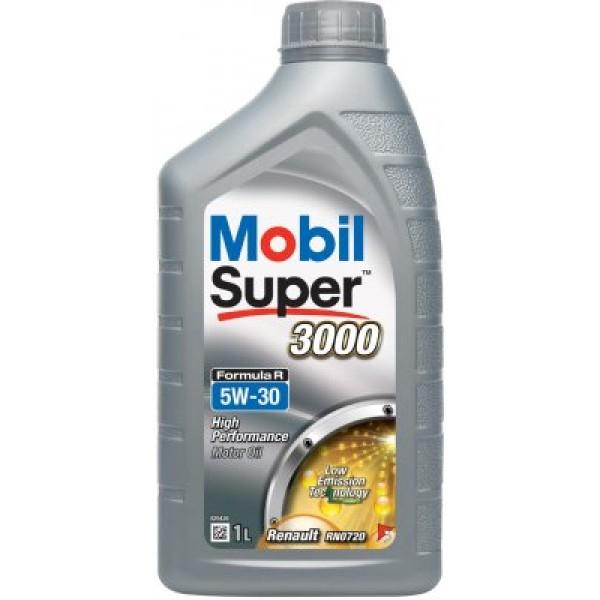 MOBIL Super 3000 Formula R 5W30 (Renault Nissan)-1 L