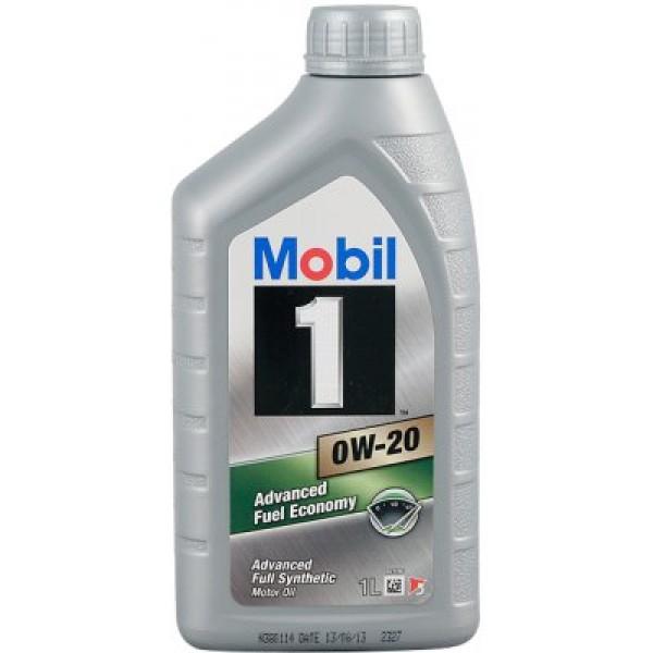 MOBIL 1 Fuel Economy 0W20-1 L