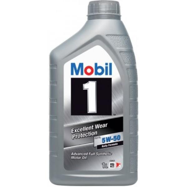MOBIL 1 Rally Formula 5W50-1 L
