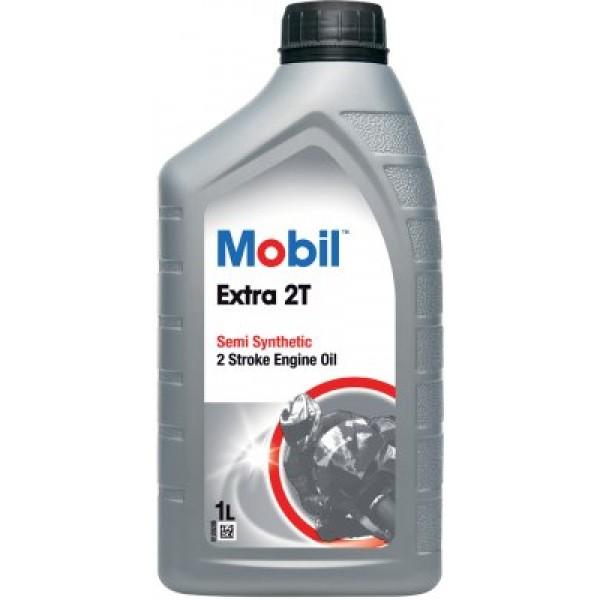 MOBIL 2T Extra kahetaktilise mootori õli-1 L