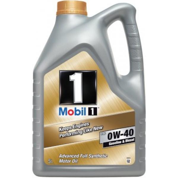MOBIL 1 FS 0W40-5 L