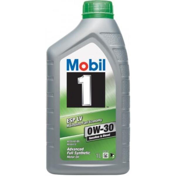 MOBIL 1 ESP LV 0W30 A5/B5 (Volvo)-1 L
