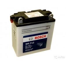 BOSCH M4F12 MC Fresh pack 6 V 11 Ah 80 A 3 123x61x137