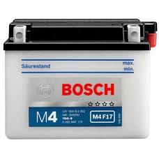 BOSCH M4F17 MC Fresh pack 12 V 4 Ah 50 A 3 121x71x93