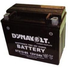12V 10Ah YTX12-BS 150x87x130 +-