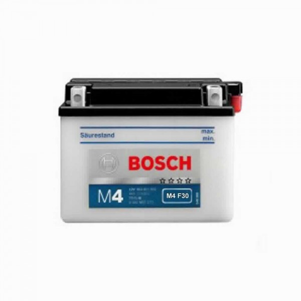 BOSCH M4F30 MC Fresh pack 12 V 12 Ah 160 A 4 136x81x162