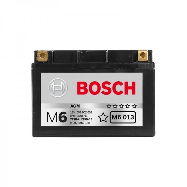 BOSCH M6 013 MC AGM 12 V 8 Ah 80 A 4 150x70x105