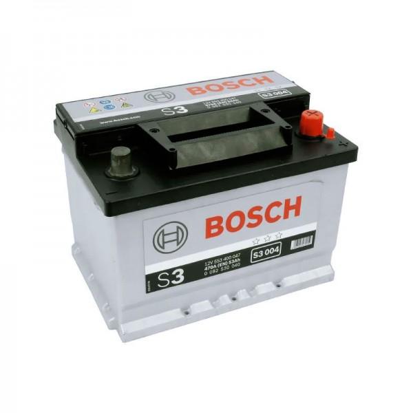 BOSCH S3 0041 53 Ah 500 A 0 (- +) 242x175x175