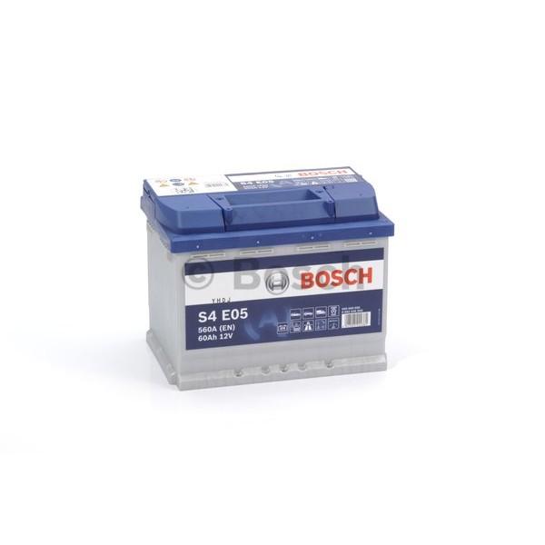 BOSCH S4 E05-EFB 60 Ah 560 A 0 (- +) 242x175x190