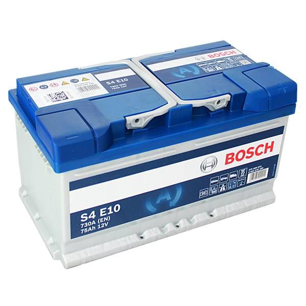 BOSCH S4 E10-EFB 75 Ah 730 A 0 (- +) 315x175x175