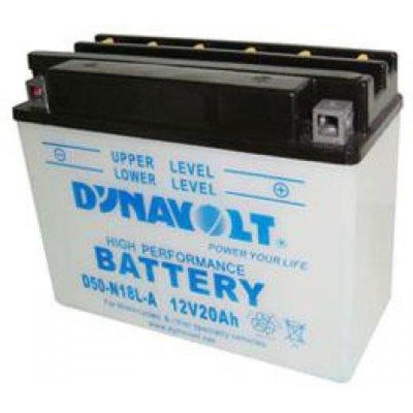 12V 20Ah Y50-N18L-A 206x92x160 -+