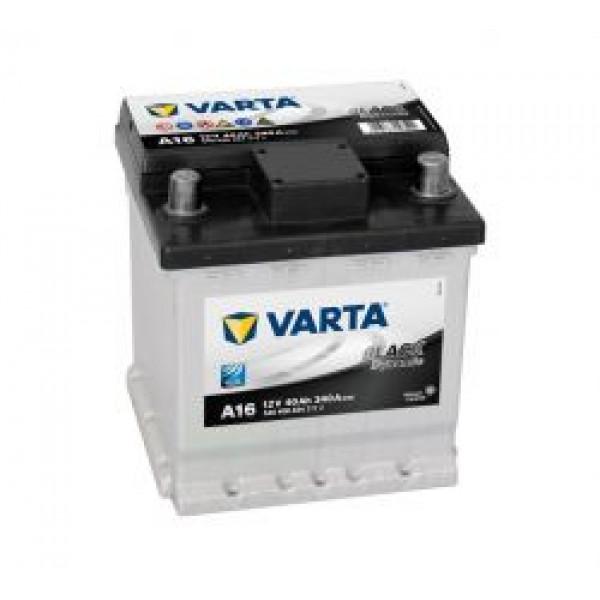 VARTA A16 40 Ah 340 A 0 (- +) 175x175x190