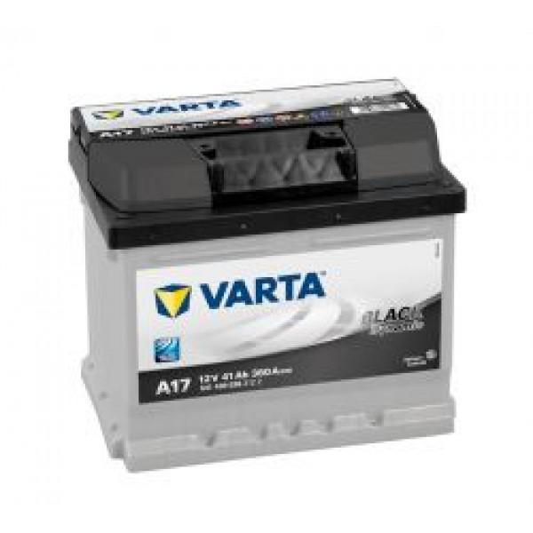 VARTA A17 41 Ah 360 A 0 (- +) 207x175x175