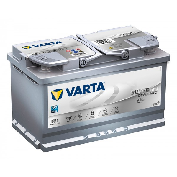 VARTA TA03 80 Ah 800 A 0 (- +) 315x175x190