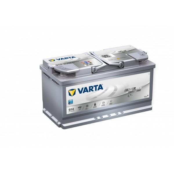 VARTA TA04 95 Ah 850 A 0 (- +) 353x175x190