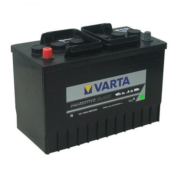 VARTA I5 110 Ah 680 A 1 (+ -) 347x173x234