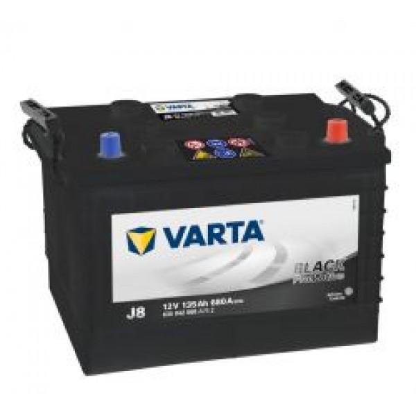 VARTA J8 135 Ah 680 A 6 360x253x240