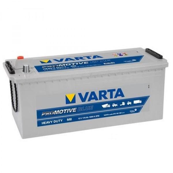 VARTA M8 170 Ah 1000 A 3 513x223x223