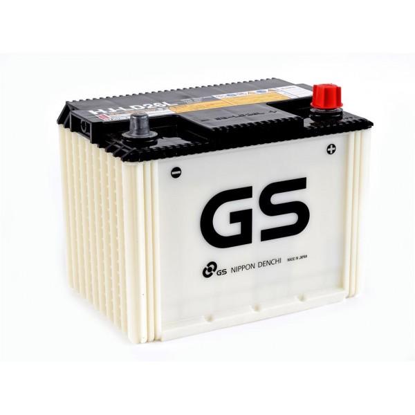 YUASA HJ-LD26L GS AGM  0(- +) 260x173x202