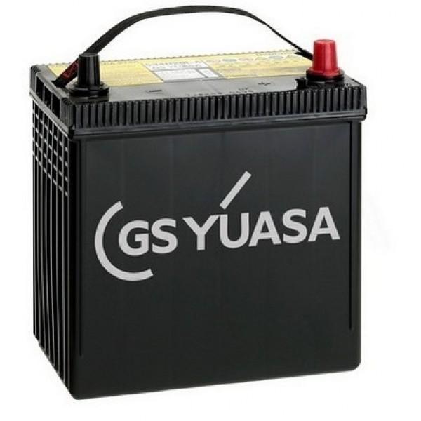 YUASA HJ-S34B20L-A GS Auxiliary AGM  0(- +) 197x129x227