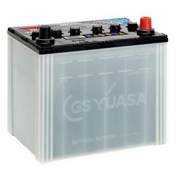 YUASA YBX7005 64Ah 620A EFB Start Stop  0(- +) 232x173x225