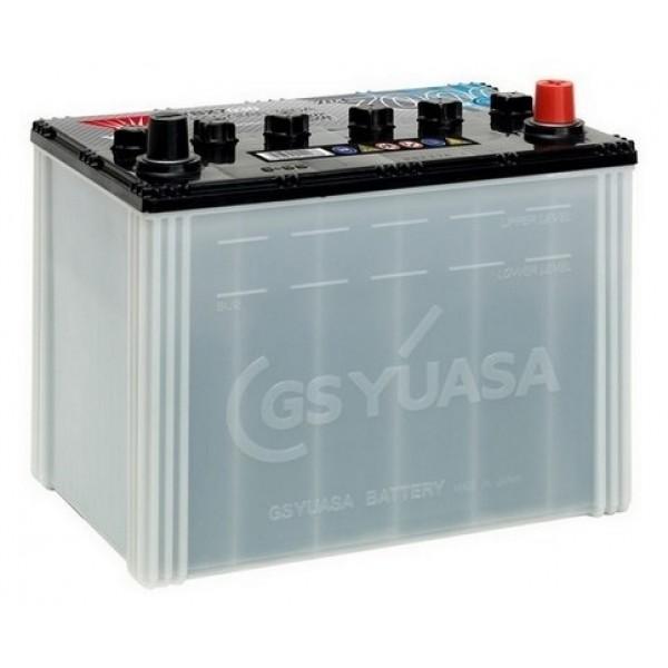 YUASA YBX7030 72Ah 760A EFB Start Stop  0(- +) 260x173x225