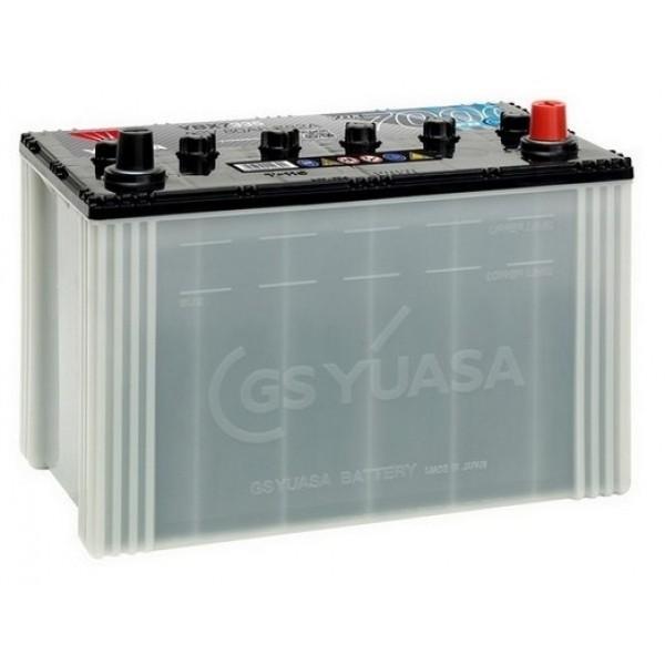 YUASA YBX7335 80Ah 780A EFB Start Stop  0(- +) 305x173x225