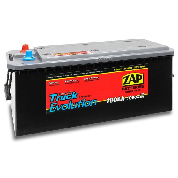 ZAP 680 13 Truck Freeway HD Evolution 180 Ah 1000 A 1(+ -) 513x210x195/220