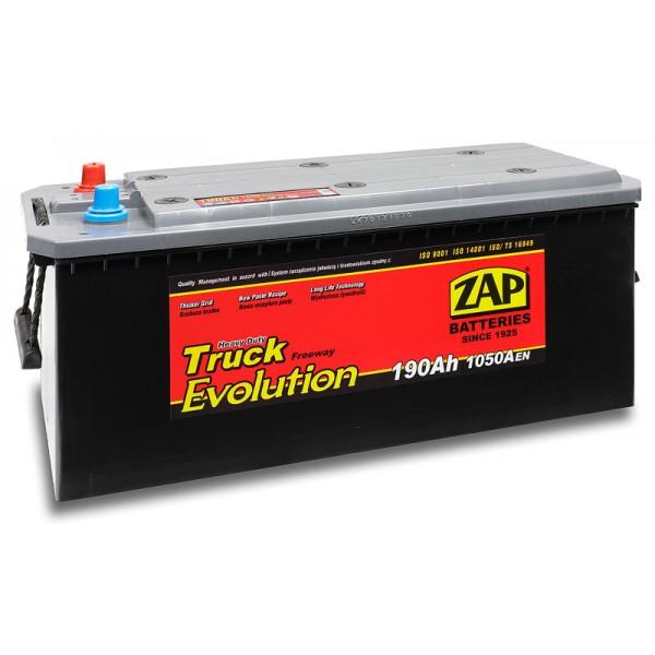 ZAP 690 13 Truck Freeway HD Evolution 190 Ah 1200 A 1(+ -) 513x210x195/220