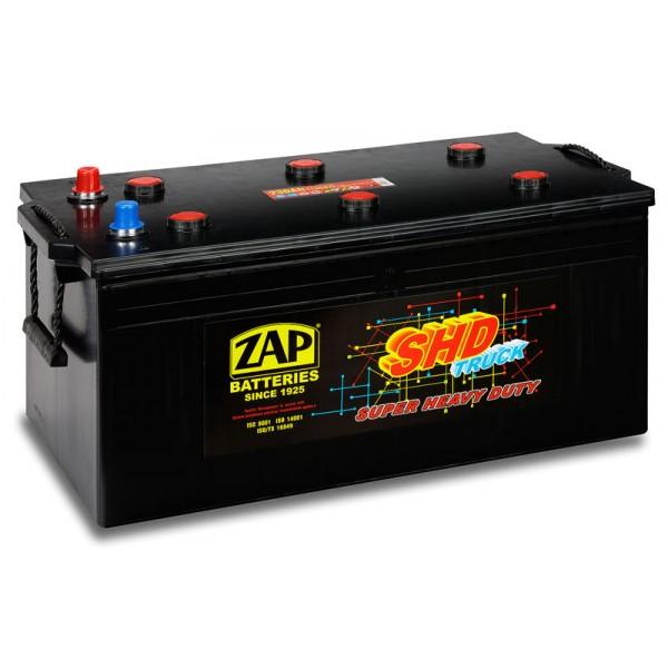 ZAP 730 11 Truck Freeway SHD 230 Ah 1200 A 1(+ -) 518x264x215/243