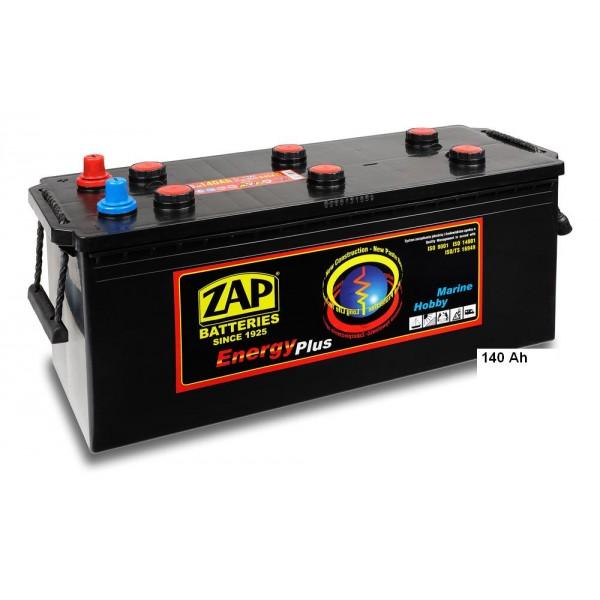 ZAP 964 00 Energy Plus 140 Ah 640 A O(- +) 513x189x195